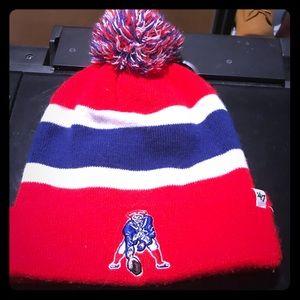 New England Patriots Winter Hat